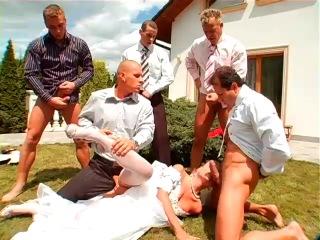 wedding piss Euromax gangbang miss