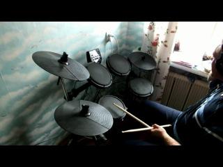 Жестокая игра (Dark Princess drum cov.),  Chop Suey (System Of A Down drum cov.) .