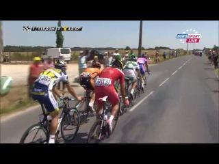 Тур де Франс 2013 13 этап 1 часть www.worldvelosport.com