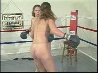 Nude boxing .titbusting-slo mo (s.g.)