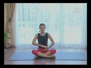 Йога с Кариной Харчинской 6 урок