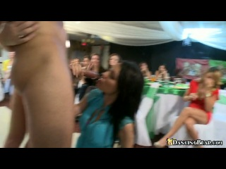 Crazy party girls orgy