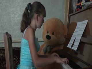 я люблю тебя до слез фортепіанна версія