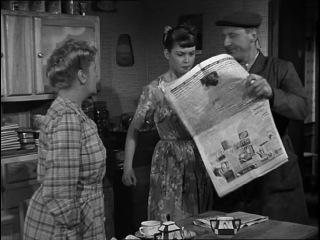 """Нормандская дыра"", 1952. (Черно-белый вариант)"