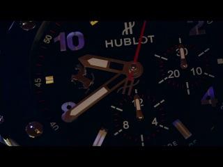 Watch Anish meets Hublot - London Bond Street Oceanographic Diver Chronograph
