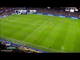 Чемпионат Англии-2014. 13-й тур  Челси - Саутгемптон 0:1  ГОЛ Родригес:)