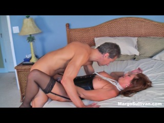 Mom seduces son when she finds out his taste in porn part 3