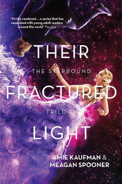 Their Fractured Light (Starbound #3)