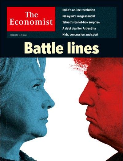 THE ECONOMIST (5 - 11th March 2016)