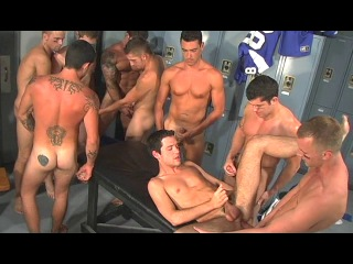 Gridiron gangbang cd2 cast cameron adams, cameron marshall, dayton o'connor, jeremy bilding, johnny hazzard, josh griffin, mitchell rock, spencer whitman, vance winter