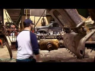 Discovery Американские лесорубы 06 Большой холод большие проблемы Документальный 2009