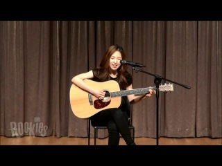 Wendy — speak now (taylor swift cover)