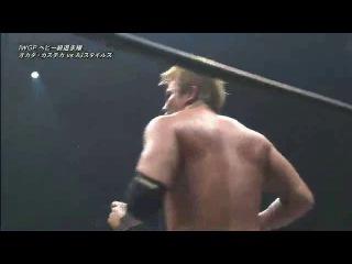[#My1] Kazuchika Okada vs. AJ Styles - NJPW Wrestling Dontaku