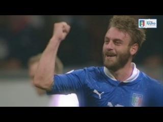 Tutti i gol dell'Italia nelle qualificazioni ai Mondiali 2014