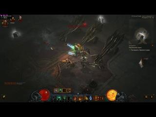 Diablo III T V варвар 408 парагона сеты в инваке можно глянуть