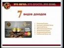 Уникальний план маркетинга компании ОРГАНО ГОЛД ORGANO GOLD