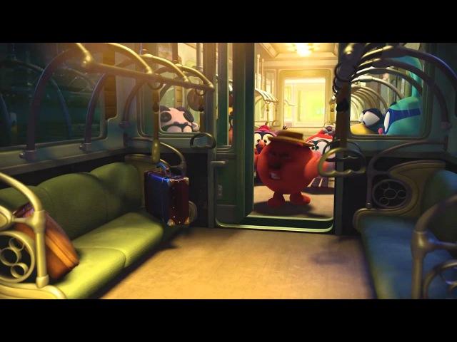 Смешарики Начало 2011 трейлер