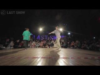 LAST SHOW HIP-HOP BATTLES | 1/4 of Final | Gavr vs. Изабелла [ november 3, Smolensk ]