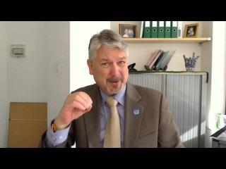 Видеопоздравление Президента ВФГ Колина Аллена на международном жестовом языке. С субтитрами