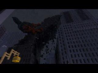 Minecraft/MineHattan/Manhattan/Teaser for film about The Third World War