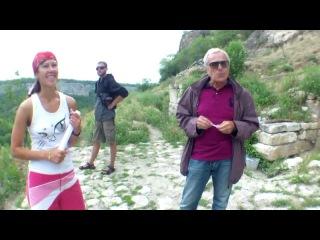 Путешествие в Крым, часть 7 - Бахчисарай, Чуфут Кале.