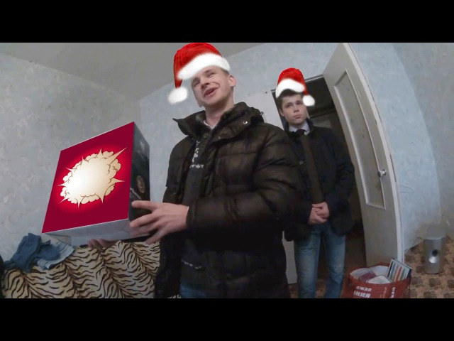 Гопники подарили подарки и сразу забрали МОШЕННИКИ