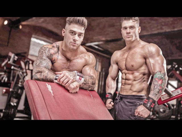 Aesthetic Fitness Motivation - Harisson Twins