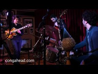 Petros Klampanis Trio performs A Night In Tunisia