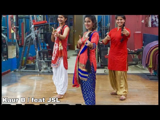 Paranda Kaur B JSL PUNJABI dance Desire Dance Fitness Academy
