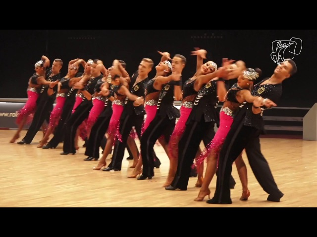 Grün-Gold-Club Bremen, GER | 2016 World Formation Latin | DanceSport Total