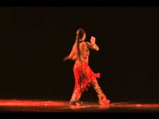 SHAHDANA GALA SHOW 2011: Tango Oriental con Shahdana