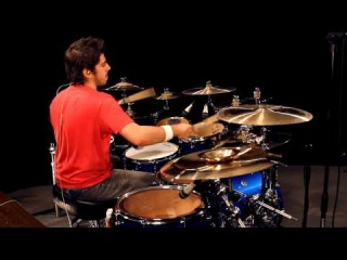 Cobus - Baha Men - Who Let The Dogs Out- (Drum Cover).