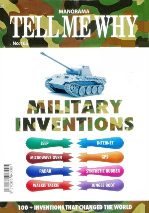 Military Inventions (Tell Me Why #105)(gnv64)
