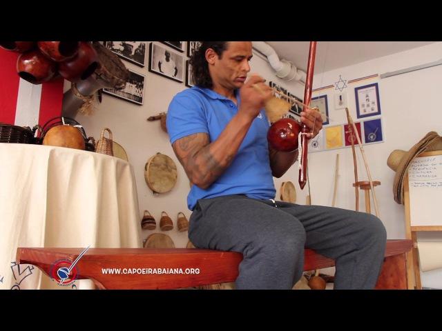 Hino da Capoeira Regional Baiana Careca CCCB