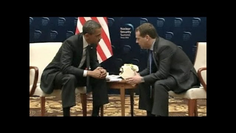 Медведев Обаме я всё передам Владимиру