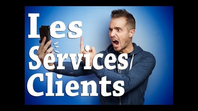 Jimmy Les services clients
