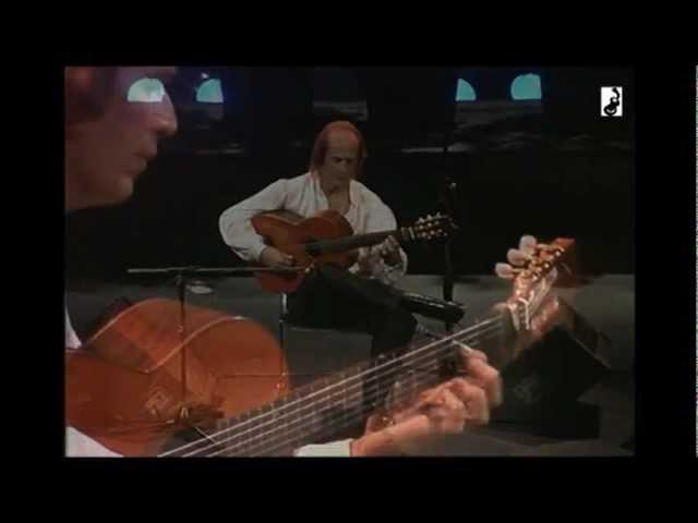 Paco de Lucia Minera Fandango Live in Sevilla