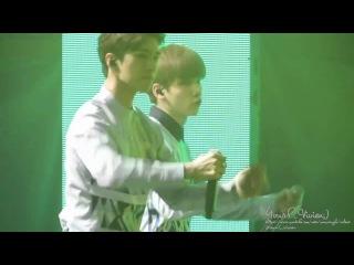 [fancam] 150117 - VIXX Fan Party in Hong Kong - Rock Your Body (Hyuk Focus)(혁이)(1080P)