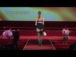 """Triumph Burlesque"" Spring Summer 11 Lingerie Milan HD 1 of 3 pret a porter women by FashionChannel"