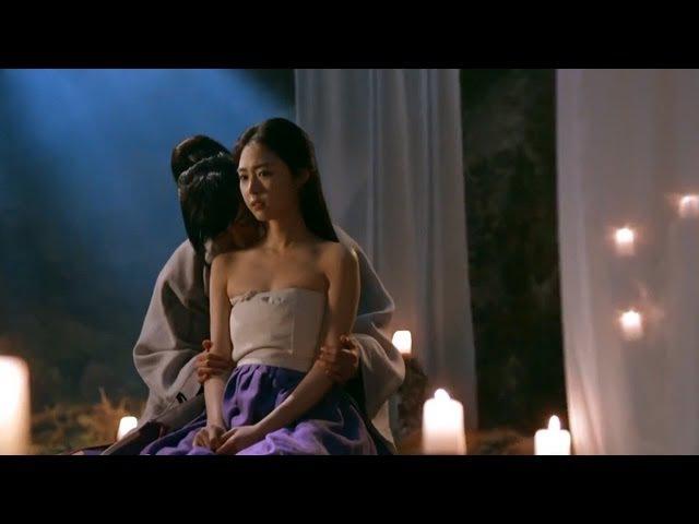 HOT 구가의 서 둘만의 혼인식을 올리는 구월령 최진혁 과 윤서화 이연희 20130409