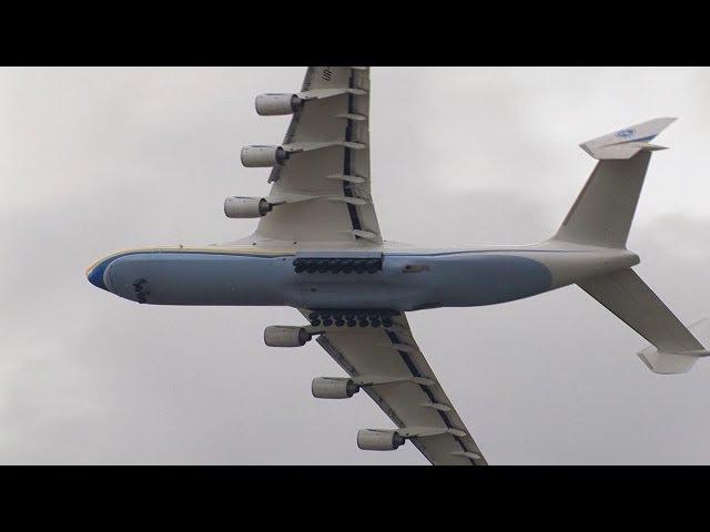 Антонов Ан-225 Мрия Авиасвит 2010 Antonov An-225 Aviasvit 2010