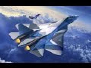 Т- 50. Новейший истребитель России. Враги трепещите ...