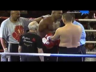 Shannon Briggs vs Zoltan Petranyi TKO Round 1  Panamá