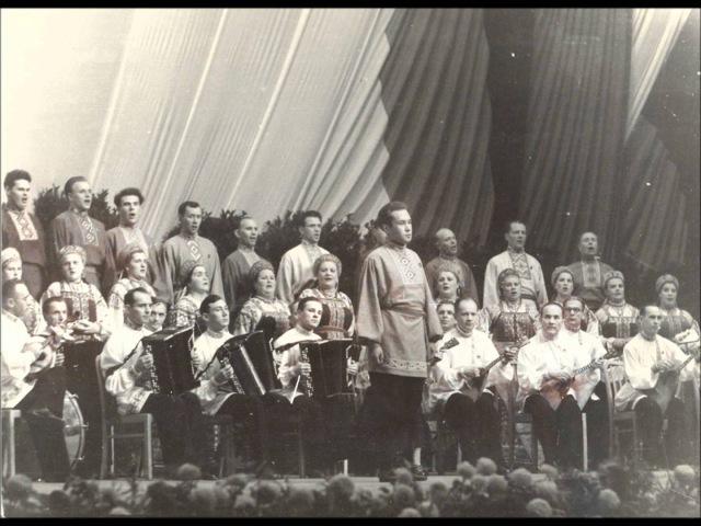 По диким степям забайкалья Xор им Пятницкого Pyatnitsky Choir