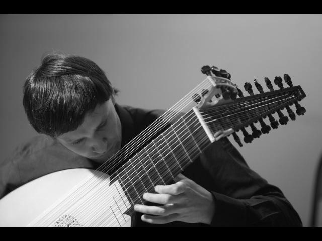 Vasily Antipov plays Ouverture c moll