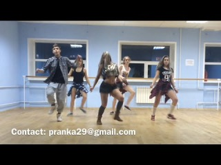 """BRYKA - SURVIVOR"" / new dancehall video choreography by Pranka / Klimova Ekaterina"