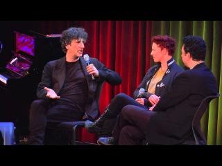 An Evening With | Neil Gaiman & Amanda Palmer | Talks at Google