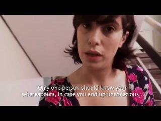 """Abortion Tutorial """"Stairs"""" -  #LEYabortoTERAPÉUTICO -  MILES CHILE"""