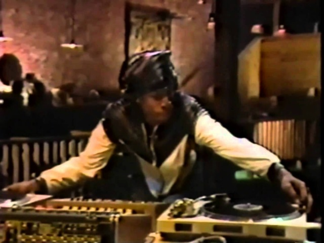 How to do a break mix grand master flash 1983 HD