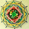 Мандала — древнее искусство медитации